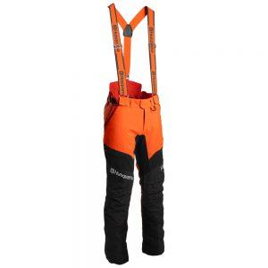 Gozdarske protivrezne hlače Husqvarna Technical Extreme Arbor z naramnicami