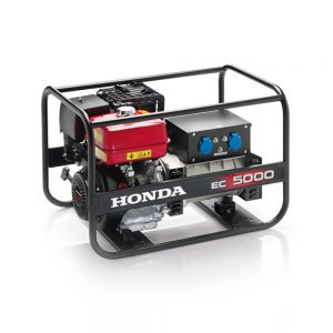 Honda EC5000 agregat