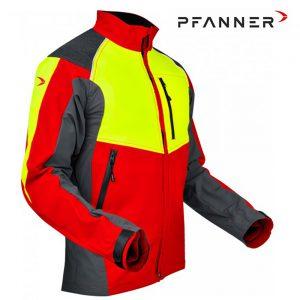 Pfanner Ventilation gozdarska jakna